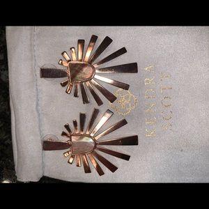 Kendra Scott prototype earrings